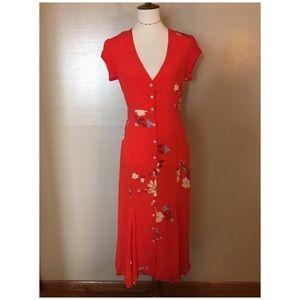 Anthropologie Dresses - Anthropologie Capulet Lanesboro Maxi Dress